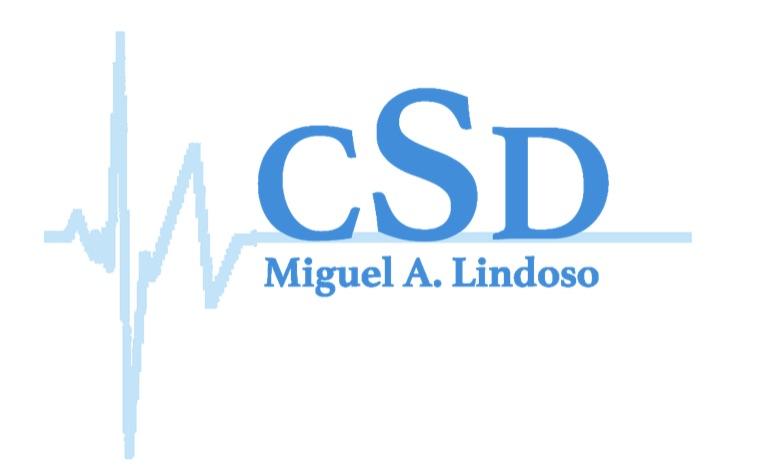 logotipo Centro de Salud y Deporte