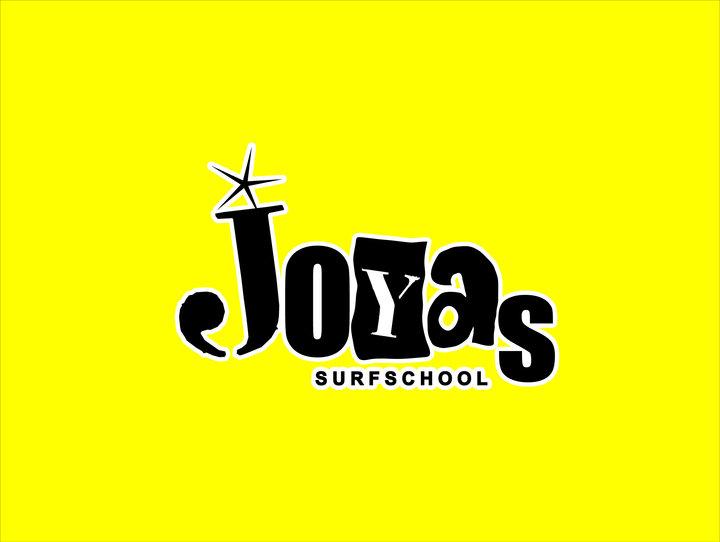 Logotipo escuela de surf Joyas