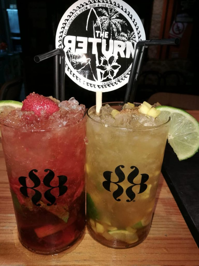 The Return Bar