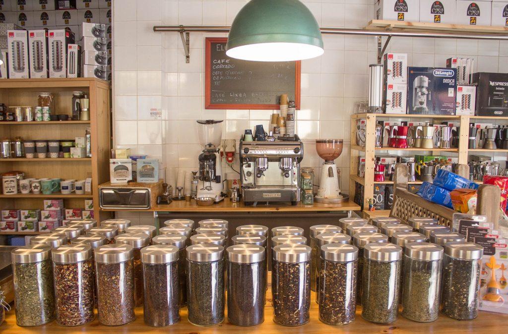 Servicios de Hostelería, Cafés y Tés