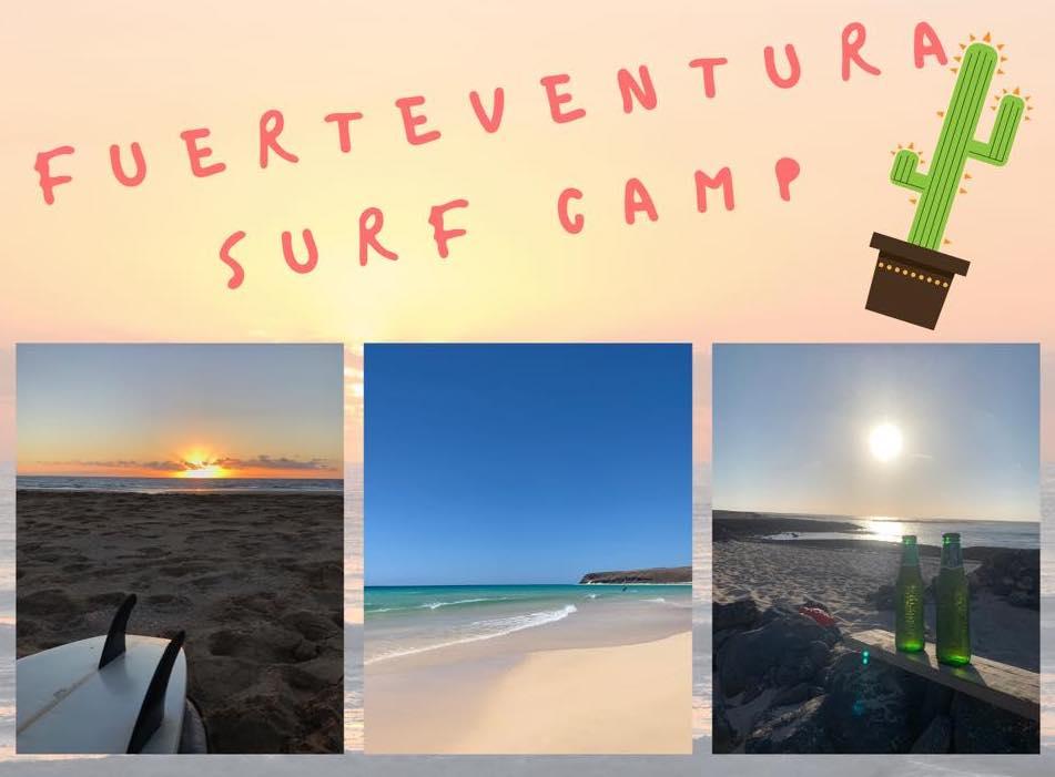 Surf Camp Joyas